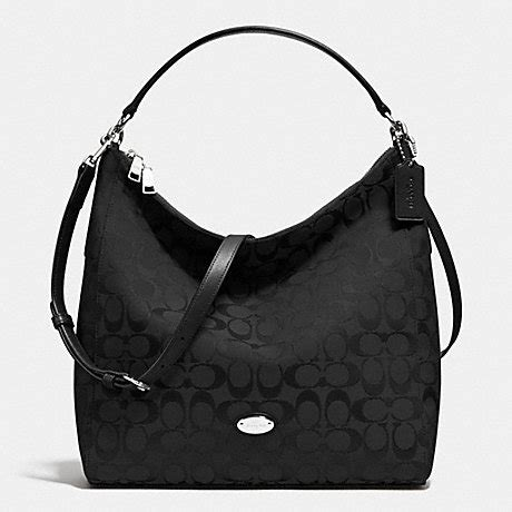 Coach Celeste coach f36377 celeste convertible hobo in signature canvas