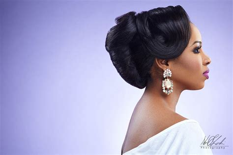 exles of french hair rolls hairstyles for black women french roll hairstyle updo for black women