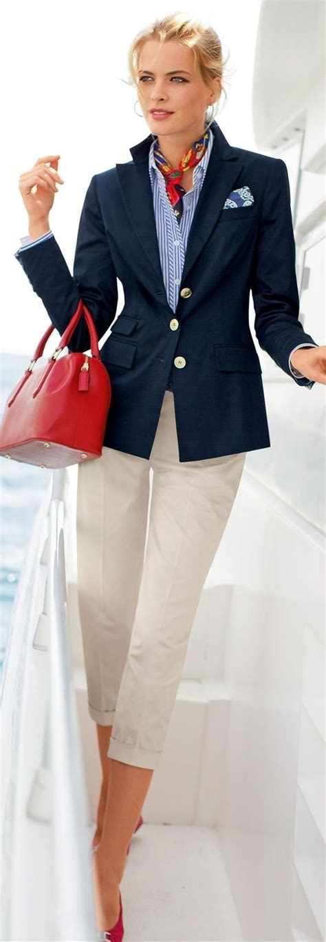 Favorite Trend Nautical Chic by 25 Best Ideas About Yacht Fashion On Nautical