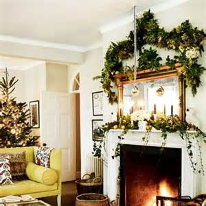 Christmas Decor In The Home by Ben Pentreath Living Room Traditional Decoration