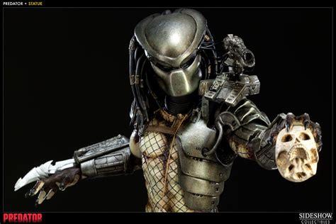 predator predator statue by sideshow collectibles sideshow collectibles