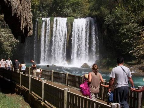 ottomane duden daily duden waterfall antalya tour turkey tour