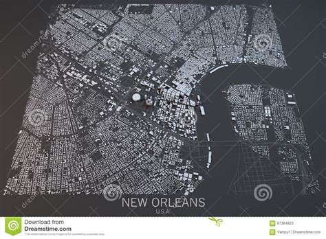united states map new orleans satellite view of guilin china map section 3d royalty