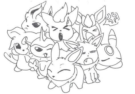 pokemon coloring pages eevee evolutions sylveon pokemon coloring pages eevee evolutions part 1 free