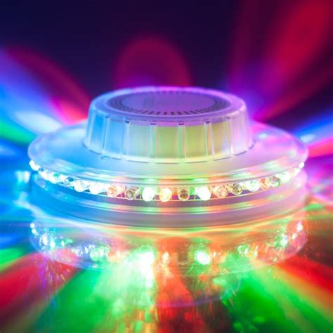disco lights that react to music disco 360 ice light show music sound party led light