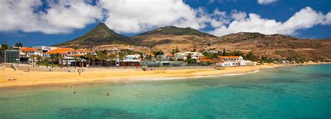 madeira porto santo porto santo the story so far