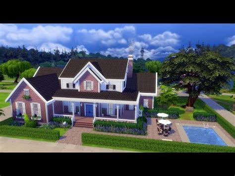 cool hoses the sims 4 cool house house tour youtube