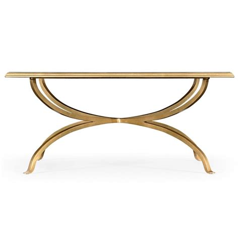 small glass side table gold swanky interiors french glass square coffee table gold swanky interiors