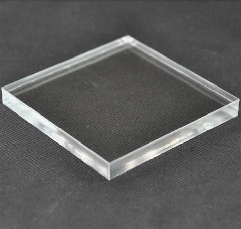 Acrylic Tebal 2 Mm 2x100x100mm 5pcs acrylic plexiglass clear sheet plastic transparent board perspex panel pmma