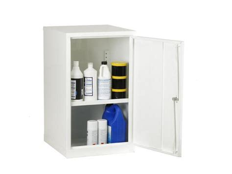 Acid Storage Cabinet Acid Storage Cabinet Su01ascd H762 X W457 X D457 Security Cages Direct