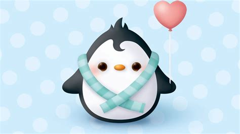 cute cartoon penguin wallpapers impremedianet