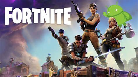 Play Store Fortnite Fortnite Para Android No Est 225 En La Play Todas Las