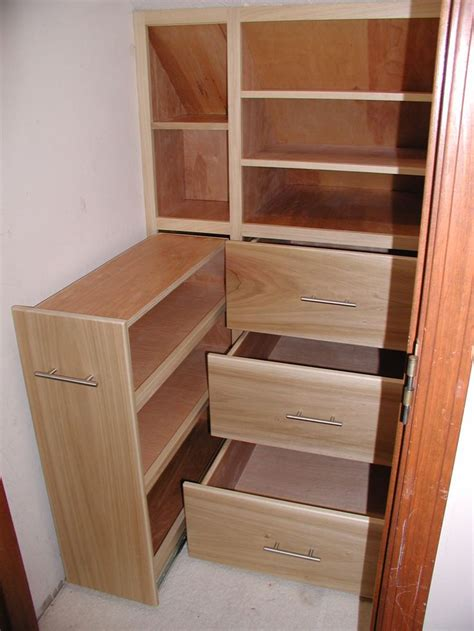 Stair Storage Closet by Best 25 Closet Stairs Ideas On Shelves