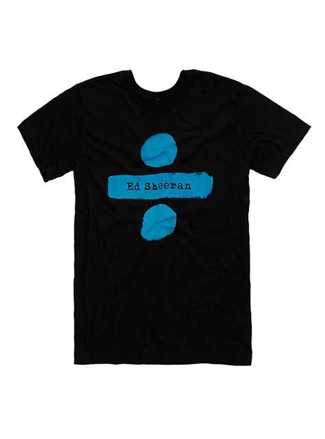 ed sheeran divide t shirt topic