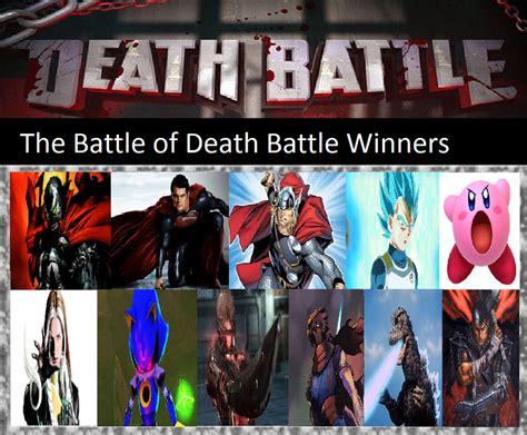 the siege winner of the battle of death battle winners by keyblademagicdan on