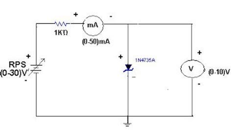 zener diode lab manual pn junction diode characteristics lab manual 28 images zener diode characteristics computer