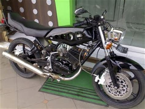modif rx king retro rx king modifikasi retro nan klasik