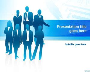 team powerpoint templates free free business team powerpoint template