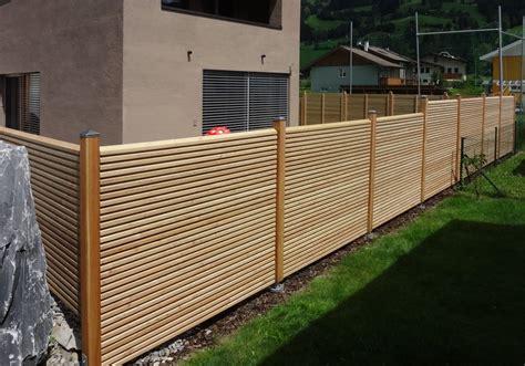 Balkon Zaun Holz by Sichtschutz Terrasse Modern Die Neueste Innovation Der