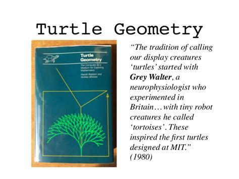logo turtle geometry turtle geometry the python way