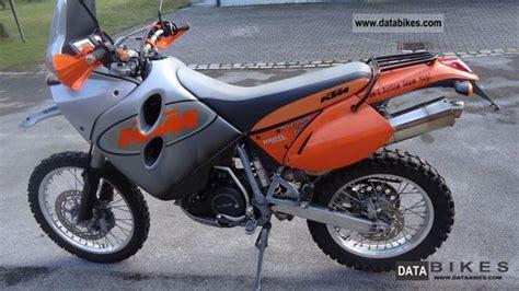 Ktm 640 Enduro 2001 Ktm Lc4 E 640 Enduro Moto Zombdrive