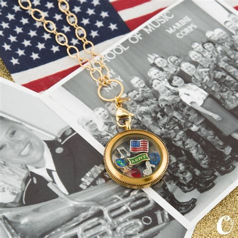 origami owl army charm 40 best images about united states origami owl