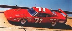 Dodge Daytona History Dodge Charger Daytona Test Car Chrysler Proving Grounds