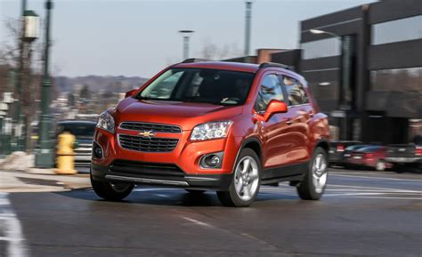 top small suv top small suvs 2015 chevrolet trax awd best