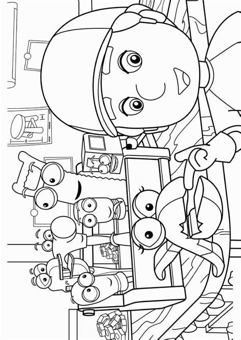handy manny coloring pages ausmalbilder f 252 r kinder malvorlagen und malbuch handy
