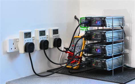 solar panel grid tie inverter diy crafts