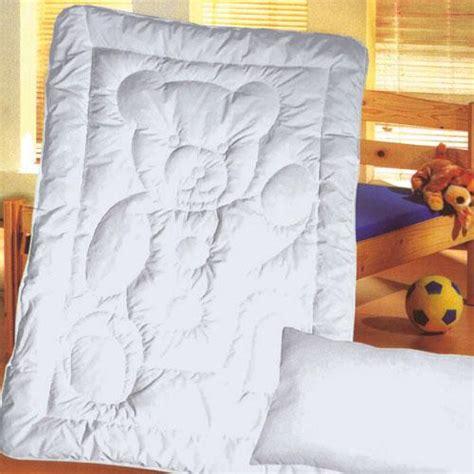 oreiller et couette pour lit bebe