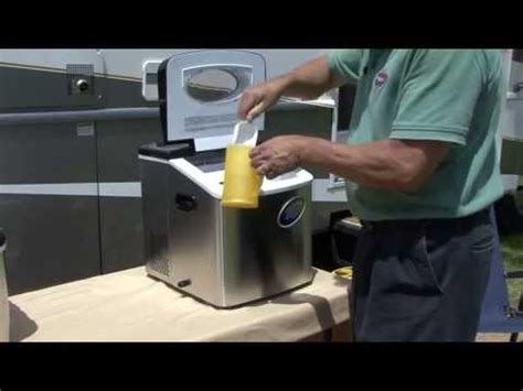Luma Comfort Impc 2800s by Salton Cube Maker Indepth Review Demonstration