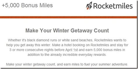 emirates rocketmiles get another 5 000 bonus miles on hotel bookings with