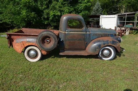 solid  chevrolet ck pickup  project  sale