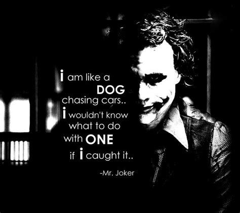 Joker Quotes The Joker Quotes Heath Ledger Quotesgram