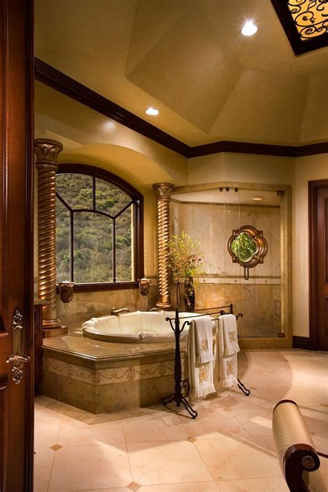 20 Gorgeous Luxury Bathroom Designs Home Design Garden Luxurious Bathroom Designs