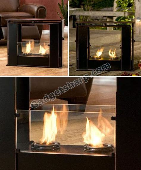 Portable Ventless Fireplace by Portable Ventless Gas Fireplaces Fireplaces