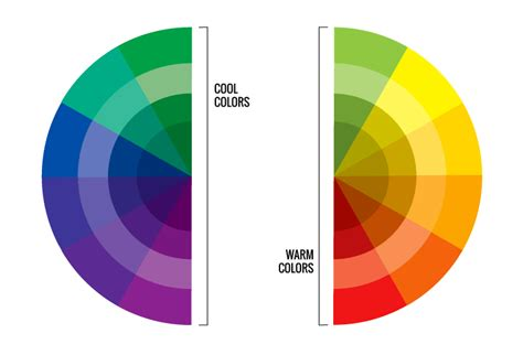 cool and warm colors colors for your skin tone the ultimate guide to color