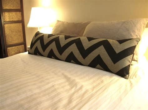 Large Decorative Bed Pillows | large bolster body pillow by independentreign
