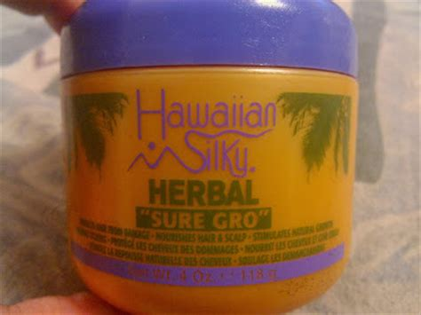 sulfur 8 grease bald spot natural brown queen product review hawaiian silky herbal