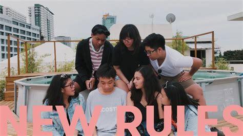 dua lipa parody dua lipa new rules parody philippines youtube
