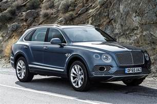 Bentley Suv The Best Suvs You Can Buy Digital Trends
