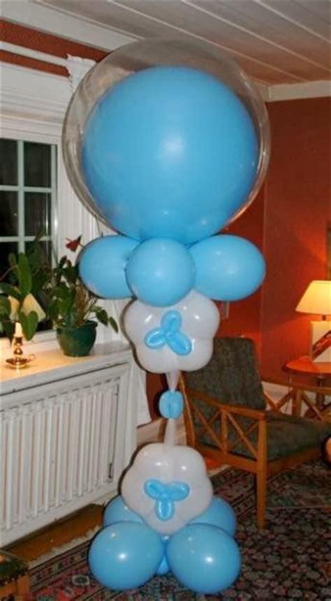 como decorar con globos en un baby shower c 243 mo decorar un baby shower con globos decorar decoraci 243 n