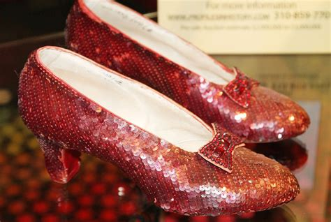 which smithsonian has ruby slippers smithsonian launches kickstarter to preserve dorothy s