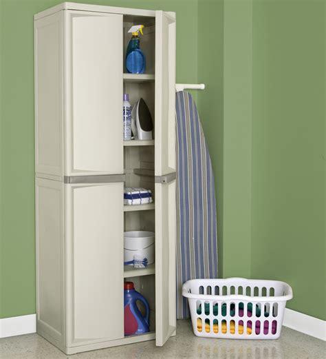 sterilite 4 shelf cabinet by sterilite cabinets