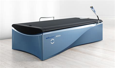 aqua massage bed wellsystem aqua massage therapy grand senses spa