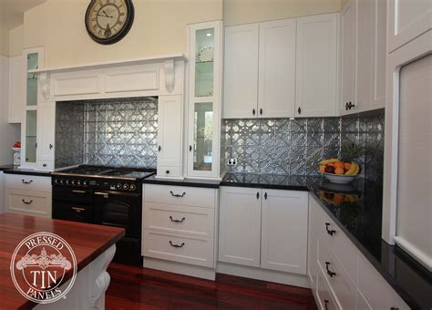 Powder Coating Kitchen Cabinets by Snowflakes Silver Kitchen Splashback Flair Cabinets