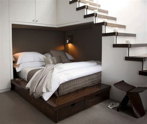 space saving double bed 30 amazing space saving beds and bedrooms home design