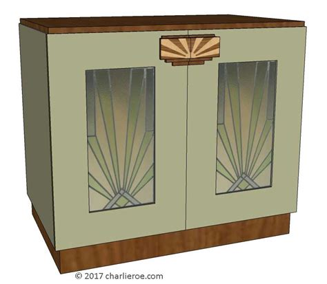 new art deco cabinets display cupboards sideboards amp bars