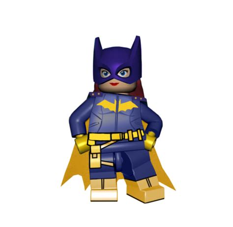 Strange Clocks jason horn makes comics lego batgirl with the new